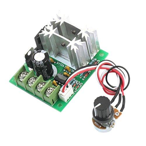 (SMAKN® CCM6C 6V 12V 24V DC Speed Controller PWM Module 10A )