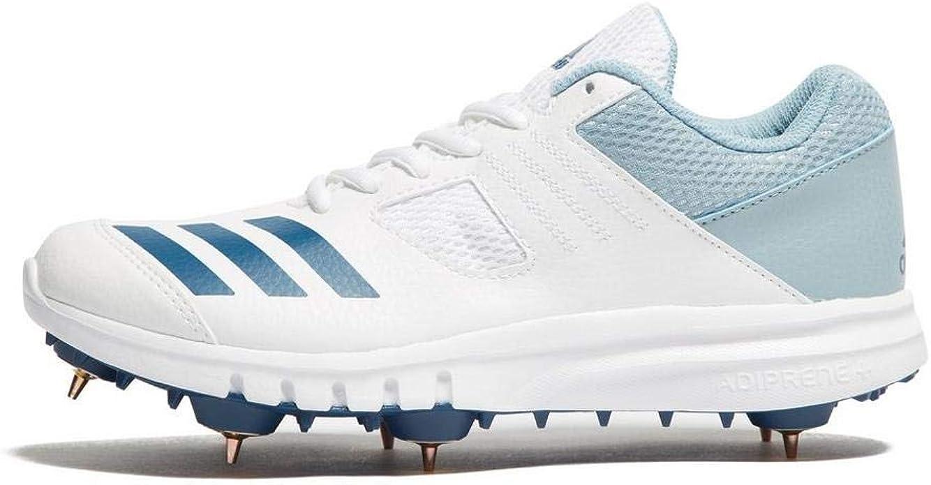 Adidas Howzat Junior Cricket Zapatilla Running De Clavos: Amazon ...