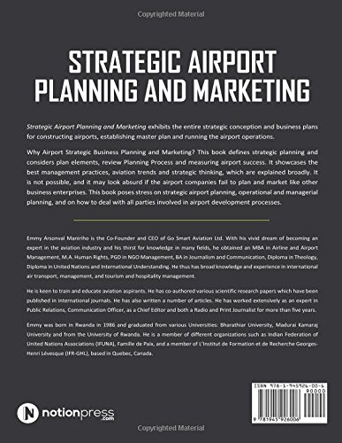 Strategic Airport Planning and Marketing: Amazon co uk: Emmy