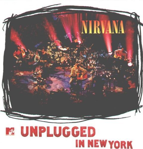 Nirvana Mtv Unplugged Album Cover nirvana unplugged CD C...