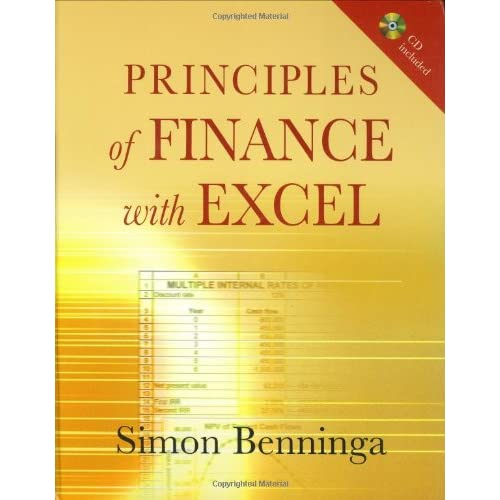 finance excel books amazon com
