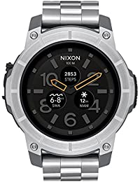 Mission Smartwatch - Stainless Steel, A1216130