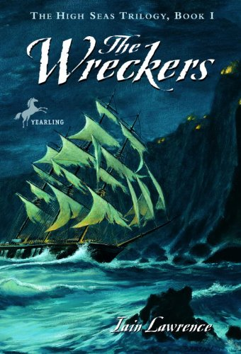 The Wreckers (The High Seas Trilogy Book 1)