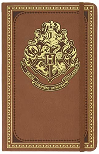 4c1999598c Amazon.com: Harry Potter Hogwarts Hardcover Ruled Journal (Insights  Journals) (9781608875627): Warner Bros. Consumer Products Inc.: Books