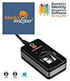 Crossmatch Digital Persona 5160 Fingerprint Reader with IdentaMaster Biometric Software (bundle) - Encryption, PC Login for Windows 7/8