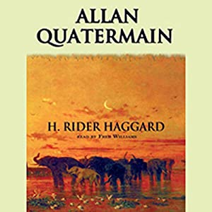 Allan Quatermain Audiobook