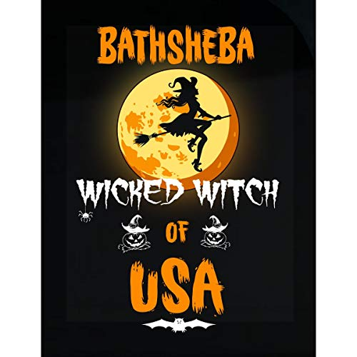 Inked Creatively Bathsheba Wicked Witch of USA