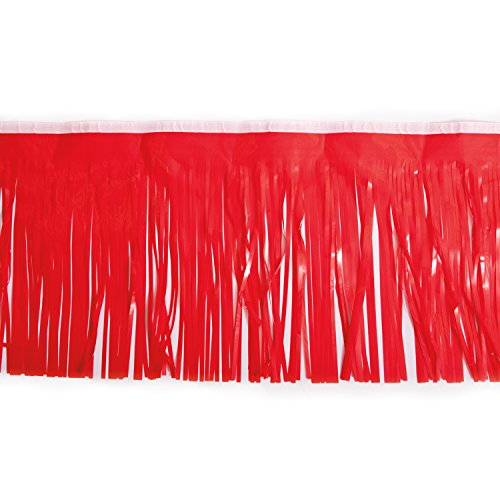 Victory Corps Red Vinyl (Parade Float Skirting)