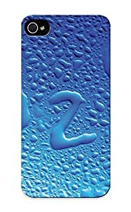 Graceyou New Arrival Iphone ipod touch4 Case H2o Water Case Cover/ Perfect Design