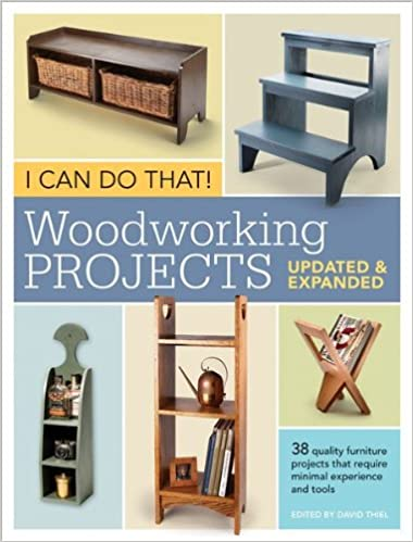 I Can Do That Woodworking Projects Rev 38 Quality Furniture