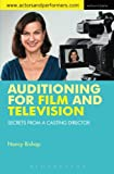 Auditioning for Film and Television (Performance Books)