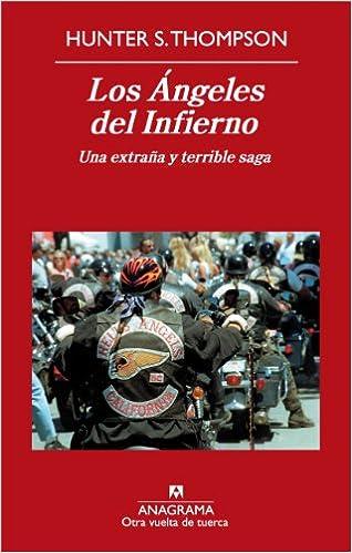 Buy Los Angeles del Infierno / Hells Angels Book Online at