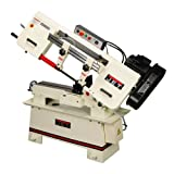 Metal Lathe - JET J-7015 8-Inch by 13-Inch 1-1/2-Horsepower 115-Volt Single Phase Horizontal Bandsaw