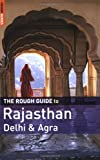 Front cover for the book Rajasthan. Delhi and Agra by Rough Guides