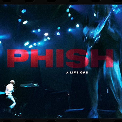 A Live One - Vinyl (4 LP, 180 Gram, Red / Blue Vinyl, Includes Download) by JEMP Records