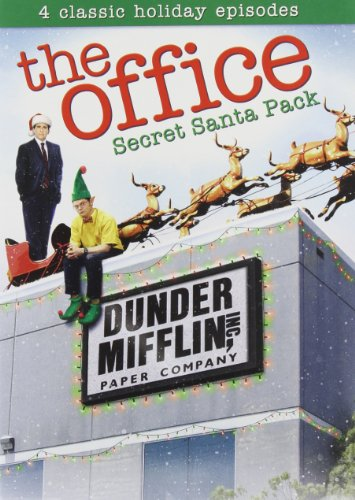 The Office: Secret Santa Pack - And Carell Steve Krasinski John