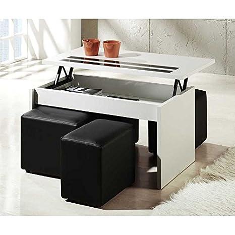 Muebles Baratos Mesas de Centro Salon Mesa de Sala de Estar ...