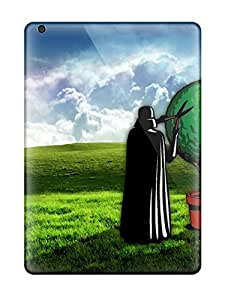 Hard Plastic Ipad Air Case Back Cover,hot Star Wars Humor Case At Perfect Diy