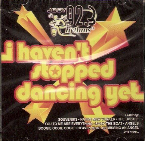 Flora Champagne - I Haven't Stopped Dancing Yet - 19 Disco Hits (All Original Artists - Import)