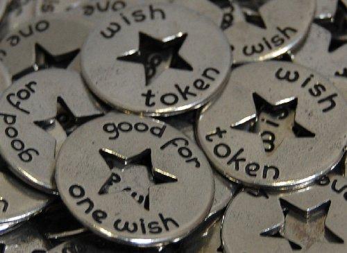 Set of 10 Wish Pocket Pieces