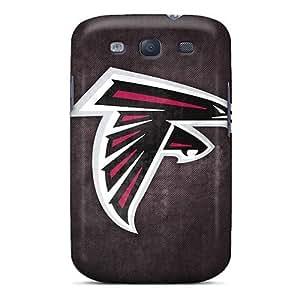 High Grade GAwilliam Flexible Tpu Case For Galaxy S3 - Atlanta Falcons 6