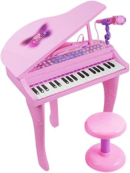Xyanzi Juguetes para Bebés Piano De Juguete para Niños, 37 ...