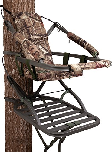Summit Treestands Titan SD Climbing Treestand - Jump Rope Tree