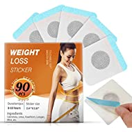 (90 PCS) Weight Loss Sticker, Quick Slimming Tightening Sticker for Beer Belly, Buckets Waist, Waist Abdominal Fat