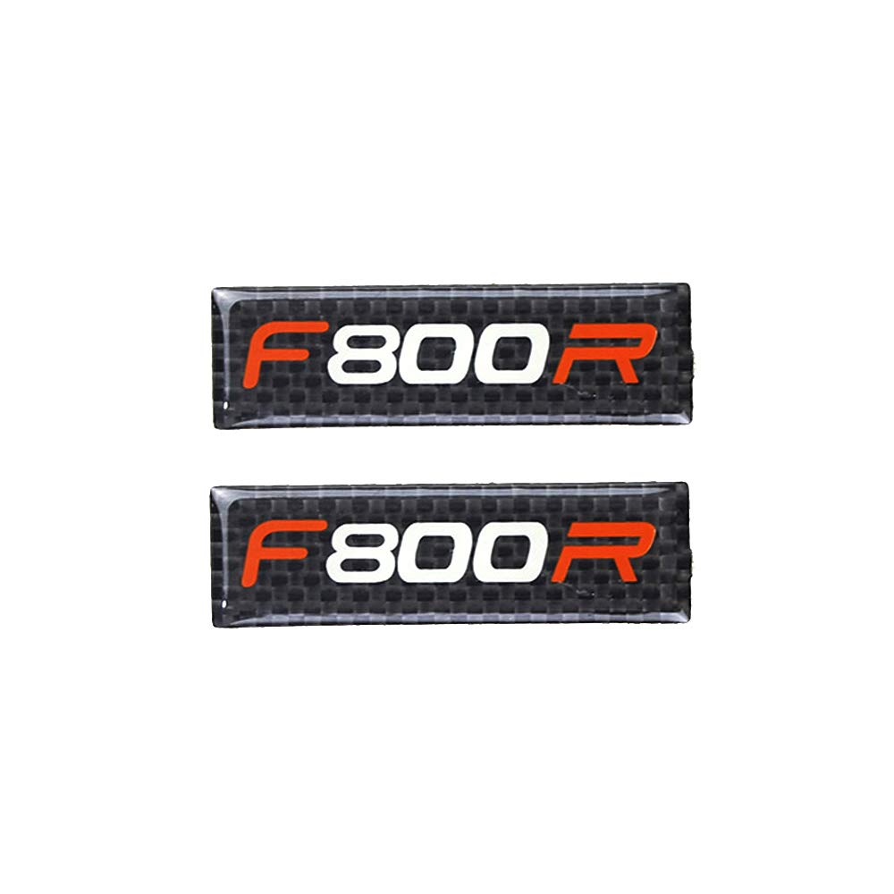 PRO-KODASKIN 3D リアルカーボンステッカー デカール F800R用   B07KN1NKWH