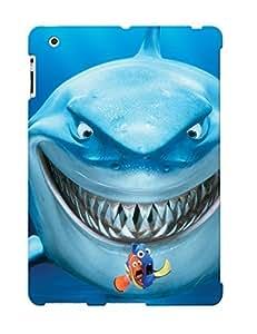 Freshmilk Premium Protective Hard Case For Ipad 2/3/4- Nice Design - Good Luck Finding Nemo In A Real Life Ocean Ciguy A Chron
