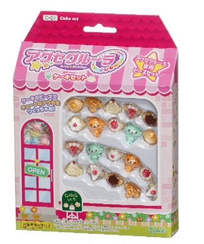 Access Crew La cake set C-07 (japan import) by Epoch by Epoch