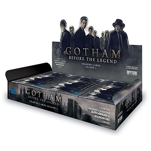Hobby Legends Box - Gotham Before the Legend Season 2 Trading Cards Hobby Box Sealed Cryptozoic 2017