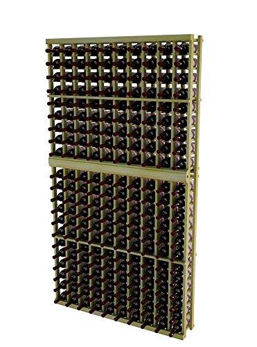 Winemaker Series Wine Rack - 10 Column - 7 Ft - Pine ()