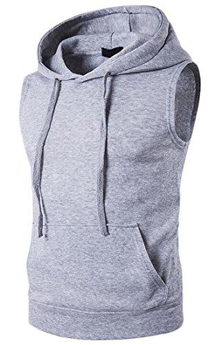 Sleeveless Sweatshirts - 3