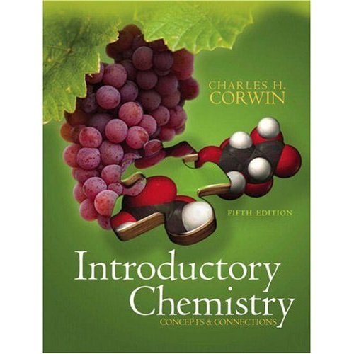 Introductory Chemistry: Concepts & Connections 5th Edition (Book Only)