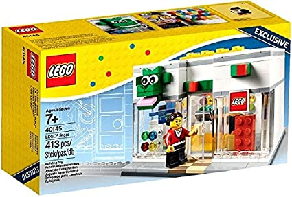Amazon.com: LEGO Exclusive Grand Opening LEGO Brand Retail Store Set ...