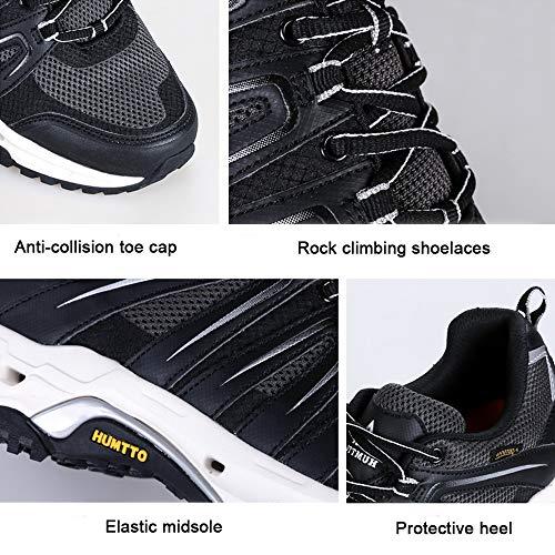 Trekking Men Lightweight Shoes Outdoor men Sneakers Hiking Sports Grey Women Training Shoes Running Sunjcs Rvq5R
