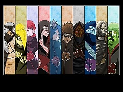 Unduh 4400 Wallpaper Naruto Shippuden Akatsuki HD Terbaik