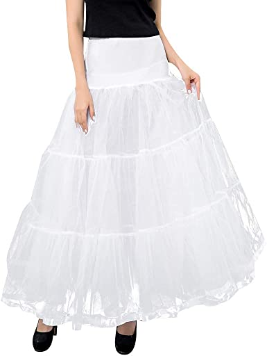 beautyjourney Falda de tutú para Mujer Camiseta Interior de Enagua ...
