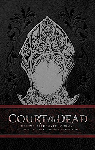 Court of the Dead Hardcover Ruled Journal (Insights Journals)