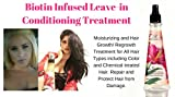 TRL Biotin Infused Leave-in Conditioner Detangler, and Heat Protection Spray