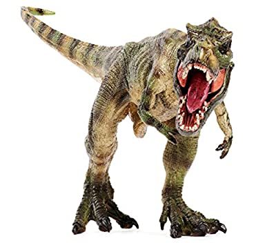 Lifeliko Tyrannosaurus Rex Toy Action Figure ? Realistic Design T-Rex Dinosaur Toy