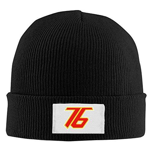 50871775f9d M Angel Overwatch Soldier 76 Logo Unisex Skull Cap Woolen Hat Beanies One  Size Black - Buy Online in UAE.