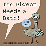 Best Bath Books - The Pigeon Needs a Bath! Review