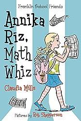 Annika Riz, Math Whiz (Franklin School Friends)