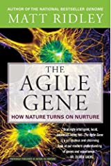 The Agile Gene: How Nature Turns on Nurture Kindle Edition