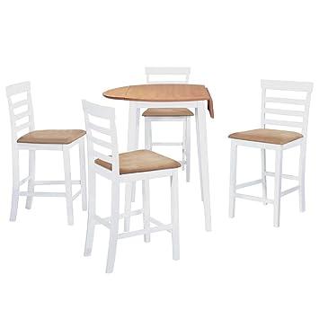 Et De Chaise 14 Bar Pour Cuisine Festnight Ensemble Table Yyb76gf