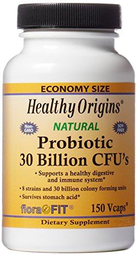 Healthy Origins Probiotic 30 Billion Cu's Shelf Stable, 150 Count ()