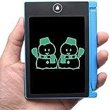 MIFO ポケット電子 メモ帳 便利 電子パッド 4.4インチ コンパクト ふと思いついた時に メモ 記録 ビジネス 日常 生活 に大 活躍 エコーメモパッド MEMOPAD (ブルー) HR-HS440-BL