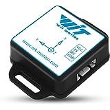 WitMotion BWT901CL MPU9250 高精度 3軸 角度+ジャイロ+ブルートゥース 加速度計センサー(+ -16g)+磁力計 9軸 Bluetooth Accelerometer (TTLシリアル、200HZ出力)カルマンフィルタリング傾斜角度センサー for Arduino, Raspberry pi and more
